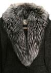 Silver Fox Collar