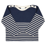 JoJo Maman Bébé Nautical Breton Sailor Top