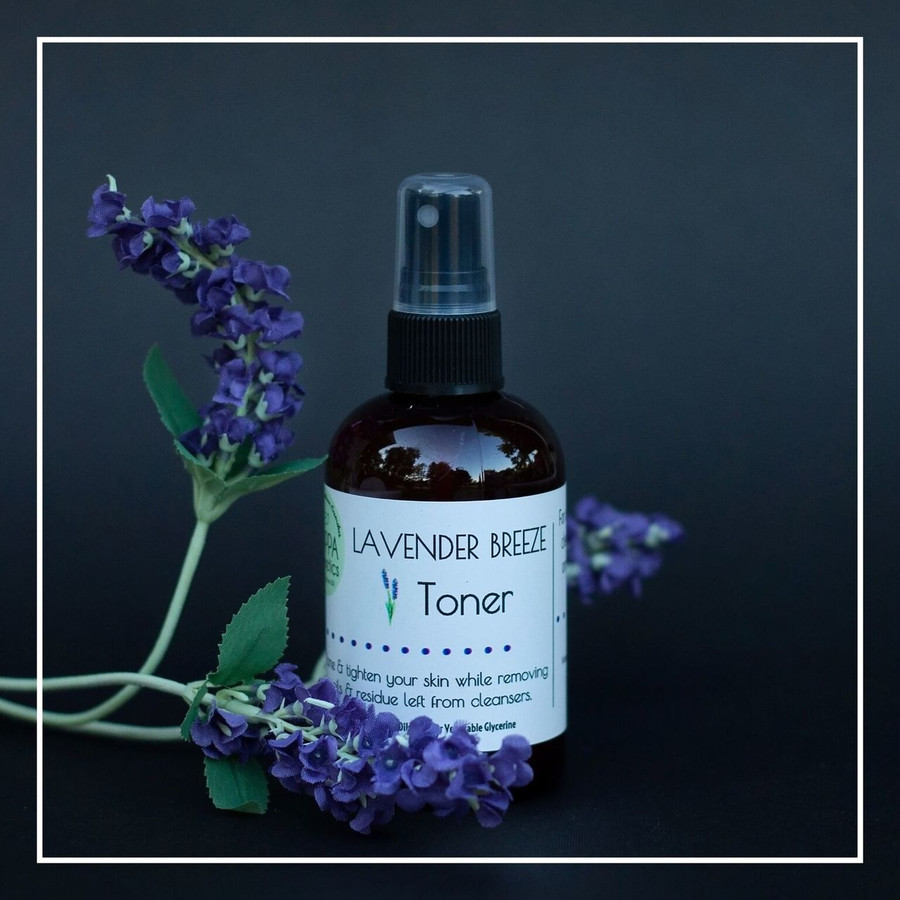 Lavender Breeze Toner (Cannot be shipped internationally)