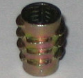 1/4-20 DIE CAST ZINC ALLOY HEXDRIVE THREAD INSERT