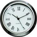 Gun Metal Roman 1-7/16 (36mm) Clock Fit-Up Insert