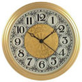 Fancy White Arabic 2 Inch (50mm) Clock Fit Up Inserts