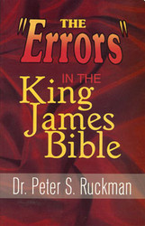 "The ""Errors"" in the King James Bible"