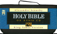 The Holy Bible on CD - Alexander Scourby