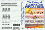 History of Classical  and Popular Music - MP3