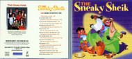 The Sneaky Sheik - Patch The Pirate CD