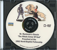 The Whole Armor of God - CD