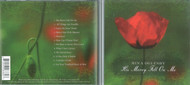 His Mercy Fell on Me - Mina Oglesby CD