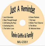 Just A Reminder - Griffin Family CD