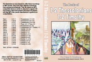 1 & 2 Thessalonians, 1 & 2 Timothy - MP3