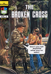 The Broken Cross - Comic Book