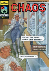 Chaos - Comic Book