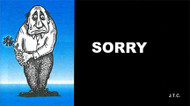 Sorry! - Tract