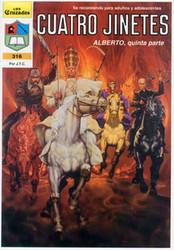 Spanish: Four Horsemen - Comic Book