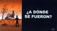 Spanish: Where Did They Go? - Tract