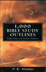 One Thousand Bible Study Outlines
