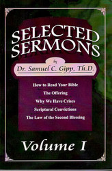 Selected Sermons, Volume 1