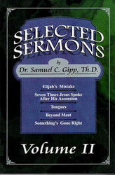 Selected Sermons, Volume 2
