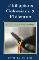 Philippians Colossians & Philemon