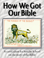 How We Got Our Bible - VBS Curriculum