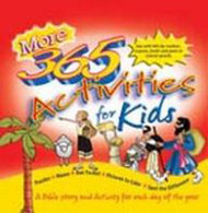 More 365 Bible Activities for Kids