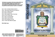 Brian Donovan Sermons on MP3 - Volume 18