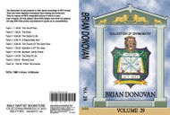 Brian Donovan Sermons on MP3 - Volume 29