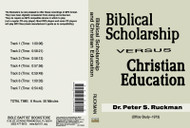 Biblical Scholarship - MP3