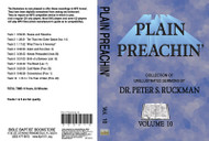 Plain Preachin' Volume 10 - MP3