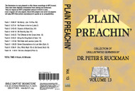 Plain Preachin' Volume 13 - MP3