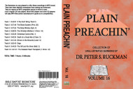 Plain Preachin' Volume 16 - MP3