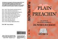 Plain Preachin' Volume 19 - MP3