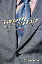 Preparing for the Ministry