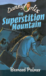 Danny Orlis on Superstition Mountain