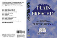 Plain Preachin' Volume 22 - MP3