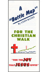 A Battle Map: For the Christian Walk - Tract