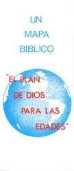 Spanish: A Bible Map - Tract
