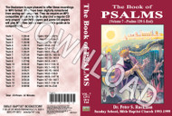 Psalms, Volume 7 - Downloadable MP3