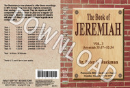 Jeremiah, Volume 3 - Downloadable MP3