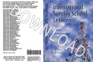 International Sunday School Lessons 1981 - Downloadable MP3
