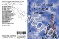 International Sunday School Lessons 1978 - Downloadable MP3