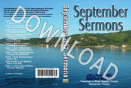 September 2012 Sermons - Downloadable MP3