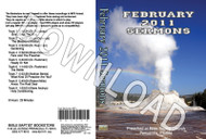 February 2011 Sermons - Downloadable MP3
