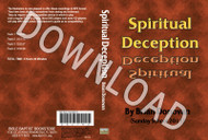Spiritual Deception - Downloadable MP3