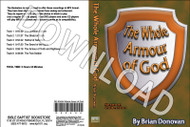 The Whole Armor Of God - Downloadable MP3