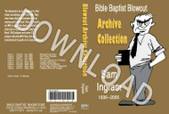 Sam Ingram: Bible Baptist Blowout Archive - Downloadable MP3