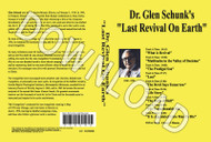 Glen Schunk: Last Revival on Earth - Downloadable MP3
