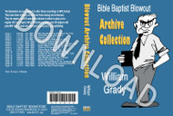 William Grady: Bible Baptist Blowout Archive - Downloadable MP3