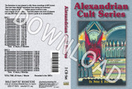 Alexandrian Cult Series - Downloadable MP3