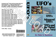 UFOs, Advanced UFOs, and UFOs and the Global Conspiracy - Downloadable MP3